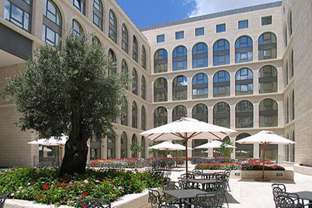 מלון גרנד קורט ירושלים
