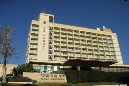 מלון דן כרמל חיפה