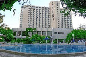 מלון רנסנס בירושלים