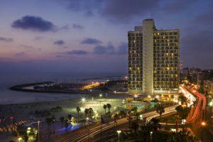 מלון רנסנס תל אביב
