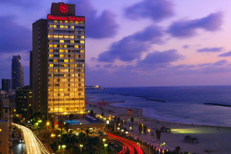 מלון שרתון תל אביב
