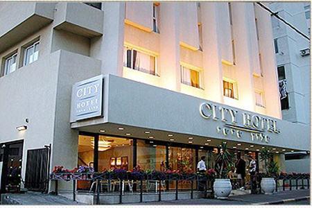 מלון סיטי תל אביב